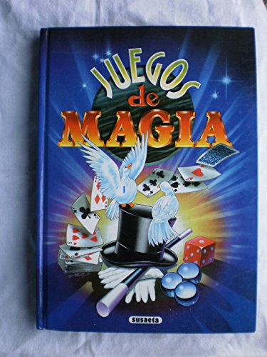 9788430577668: Juegos de Magia