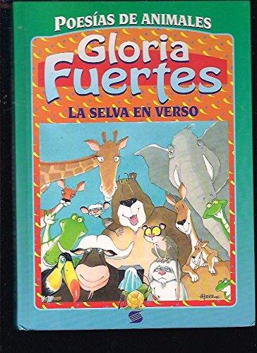 9788430578047: Poesias de Animales: la Selva en Verso