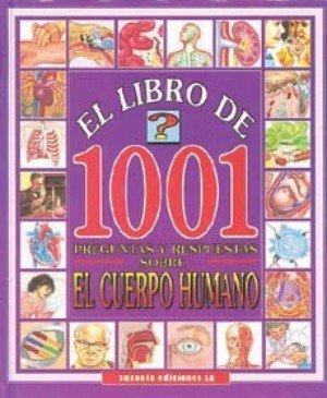 9788430580323: Libro de 1001 Preguntas y Respuestas- Cuerpo Human (Spanish Edition)