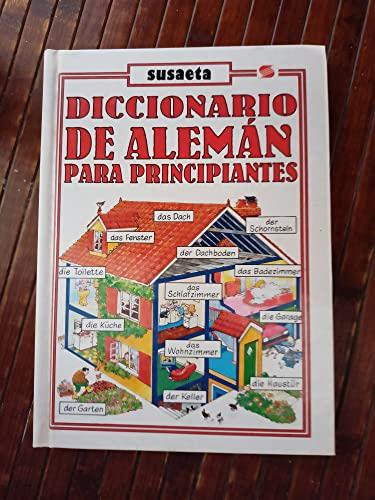 9788430581849: Diccionario de Alemán para principiantes