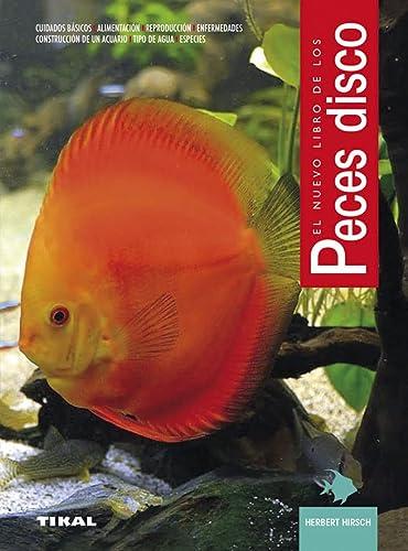 9788430582099: El nuevo libro de los peces disco