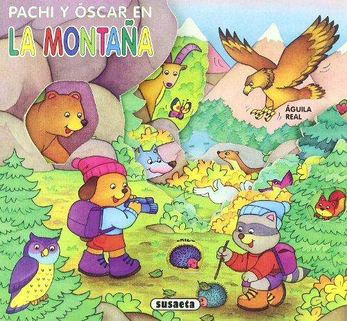 9788430583331: Pachi Y Oscar En La Montaña