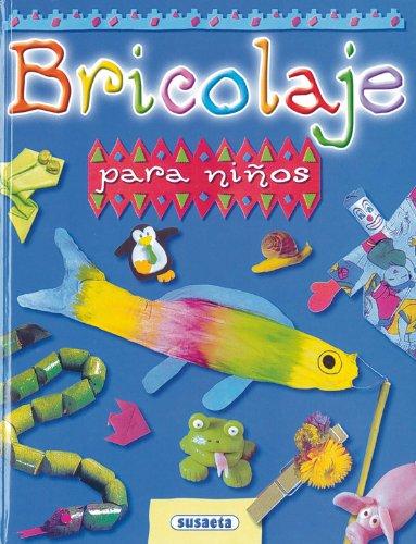 9788430583546: Bricolage Para Niños (Tiempo Libre)