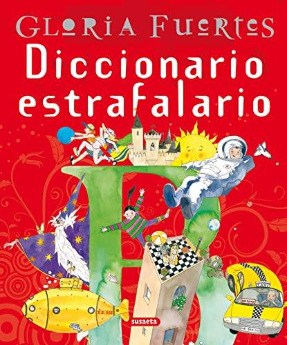 9788430584628: Diccionario Estrafalario Gloria Fuert (Grandes Libros)