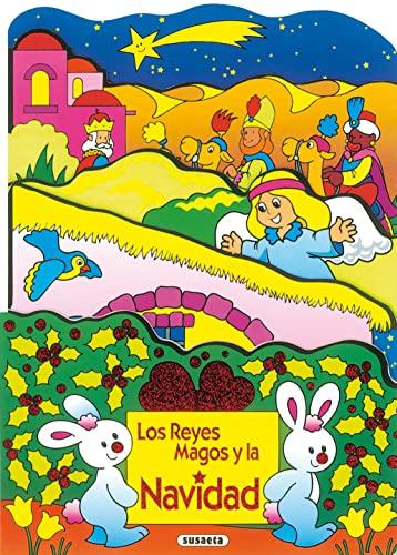 Los Reyes Magos y la Navidad (Libros de Navidad) (Spanish Edition): Inc. Susaeta Publishing