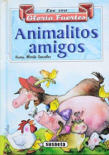 9788430584758: Animalitos Amigos (Lee Con Gloria Fuertes (2))