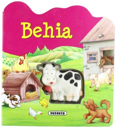 9788430585663: Behia (Gomazko Animaliak)