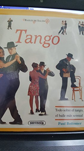 9788430587797: Tango (bailes de salon)