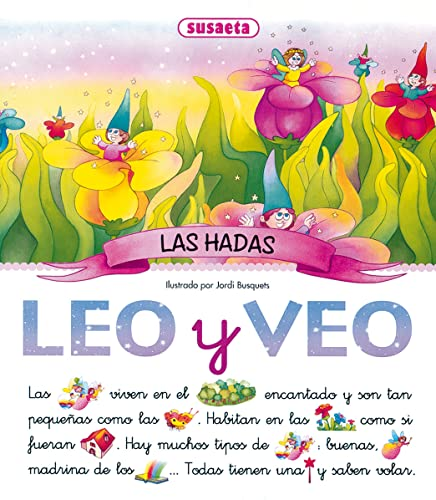 9788430594085: Leo Y Veo Las Hadas/ I Read and See the Fairies (Spanish Edition)