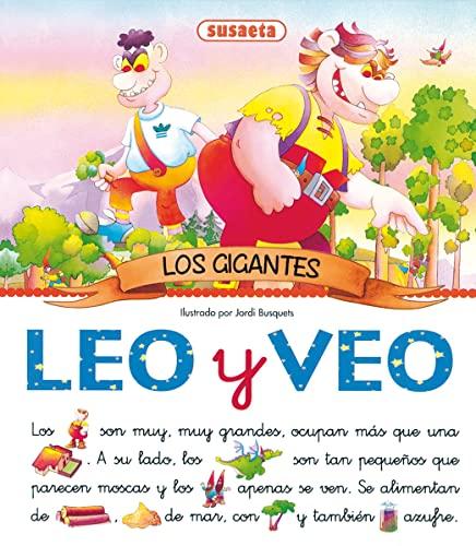 9788430594092: Leo Y Veo Los Gigantes