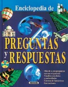9788430595495: Enciclopedia de preguntas y respuestas (Libros Didacticos Cartone)
