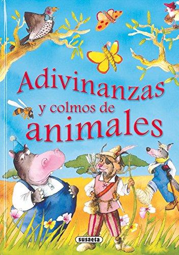9788430596126: Adivinanzas y colmos de animales / Animal riddles and Jokes (Spanish Edition)
