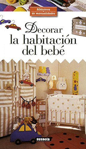 9788430596188: Biblioteca de Manualidades. DECORAR LA HABITACION DEL BEBE