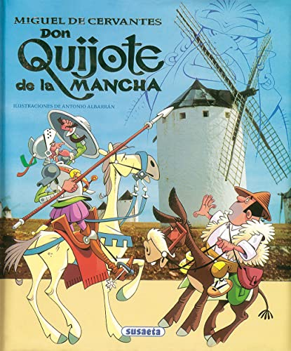 9788430598670: Don Quijote de La Mancha (Spanish Edition)