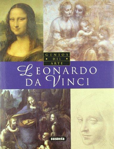 Leonardo Da Vinci - Genios de La: Susaeta