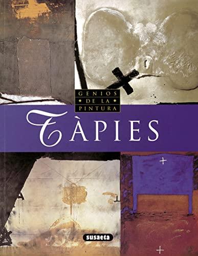 9788430599448: Tapies (Susaeta) (Genios Del Arte)