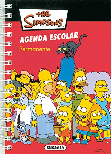 9788430599790: Agenda permanente Simpsons n.3