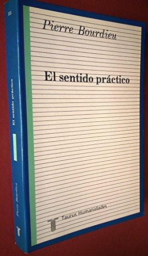 9788430601288: SENTIDO PRACTICO, EL