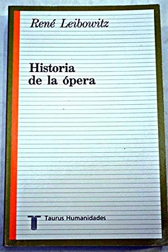 9788430601684: Historia de la opera