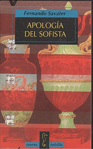 9788430603060: APOLOGIA DEL SOFISTA (Bolsillo)