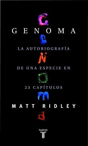 9788430604142: Genoma (Pensamiento)