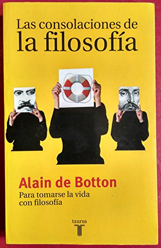 9788430604180: Las consolaciones de la filosofía (The Consolations of Philosophy) (Spanish Edition)