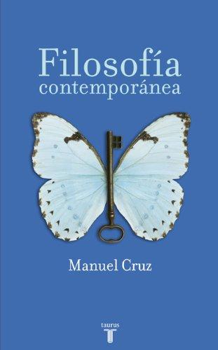 9788430604593: Filosofía contemporánea (Pensamiento)