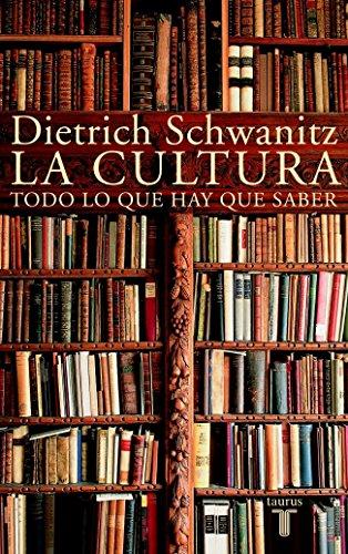 9788430604777: La cultura: todo lo que hay que saber