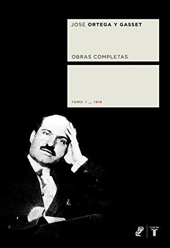 9788430605644: Ortega y Gasset - Tomo 2 (Spanish Edition)