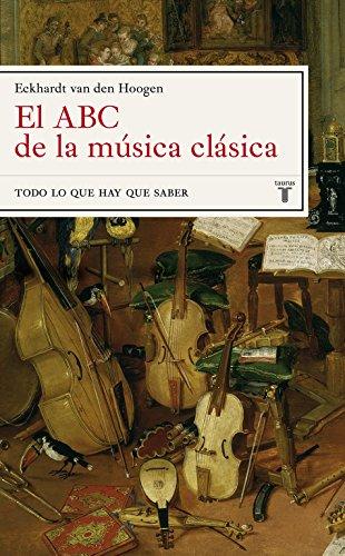 El abc de la musica clasica: Van Den Hoogen,