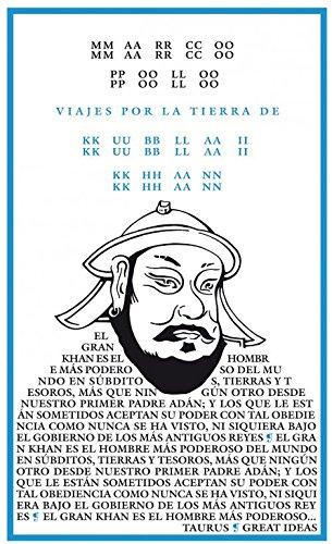 9788430609345: Viajes por la tierra de Kublai Khan (Spanish Edition)