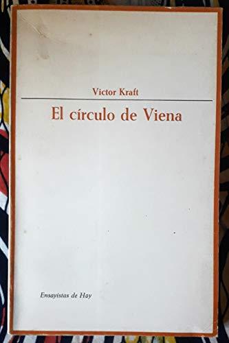 9788430610457: El Circulo De Viena