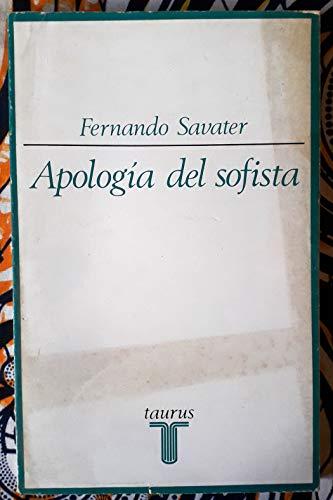 9788430611010: Apologia del sofista
