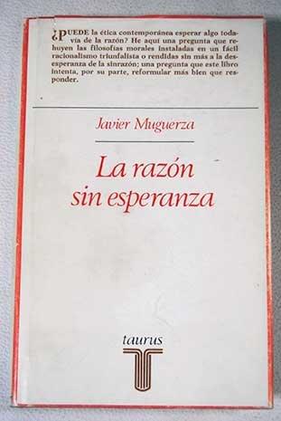9788430611485: Razon Sin Esperanza La Ens148