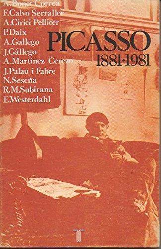 picasso 1881 1981 ensayistas spanish edition