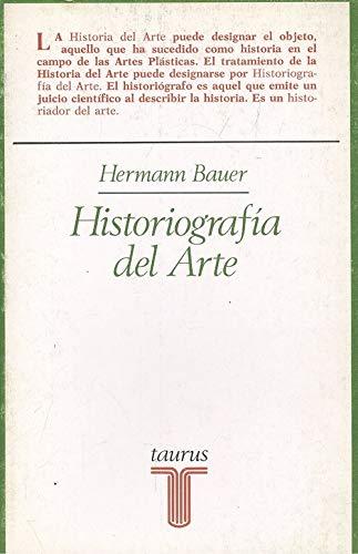 9788430611942: Historiografia del arte