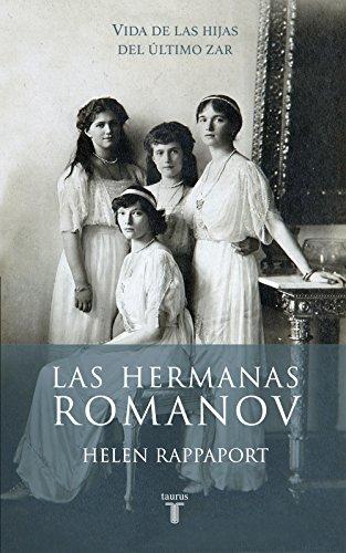 9788430617098: Las hermanas Romanov