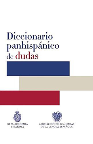 9788430617500: Diccionario panhispánico de dudas (DICCIONARIOS RAE ESCOLAR)