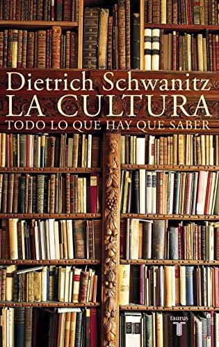 9788430618118: La cultura