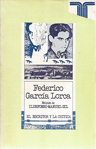 9788430620647: Federico Garcia Lorca (Persiles, 64. Serie El Escritor y la critica) (Spanish Edition)