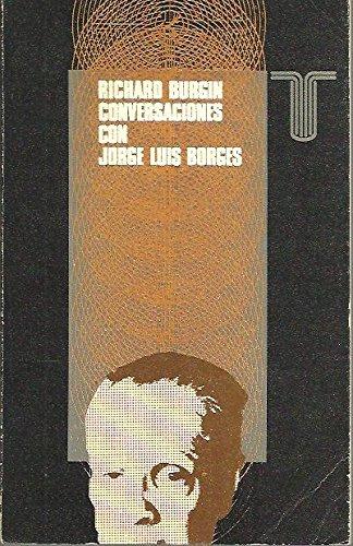 9788430620708: Conversaciones con Jorge Luis borges