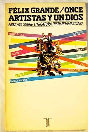 9788430621644: Once artistas y un dios: Ensayos sobre literatura hispanoamericana (Persiles) (Spanish Edition)