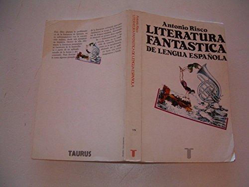 9788430621798: Literatura fantastica de la lenguaespañola (Persiles)