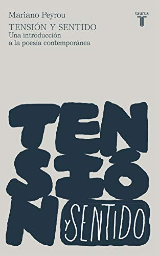 9788430623464: Tensión y sentido (Literatura)