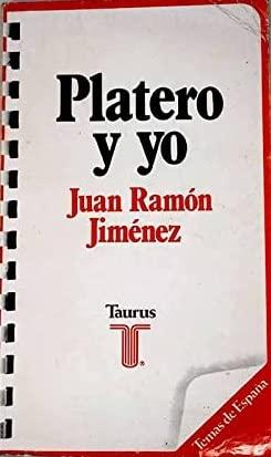 Platero y Yo (Elegia Andaluza) (SPANISH Edition): Jimenez, Juan Ramon