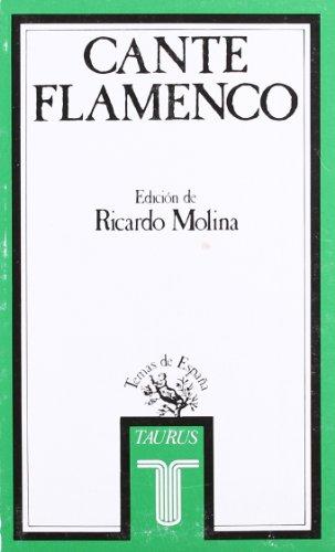 9788430640324: Cante Flamenco Tem032 (CONSULTA)