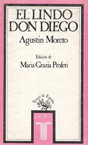 9788430641352: El lindo don Diego (Sección clásicos) (Spanish Edition)