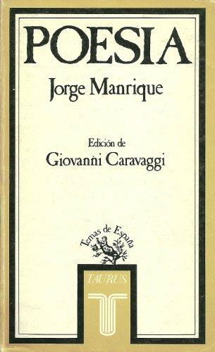 9788430641406: Poesia (Temas de España. Sección Clásicos)