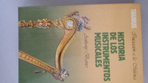 9788430656141: Historia de los instrumentos musicales