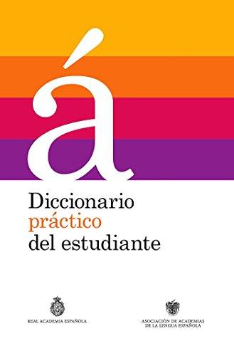 9788430699537: Diccionario Práctico del Estudiante (Real Academia de la Lengua Española)